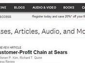 chaîne relation positive «Employés Clients»