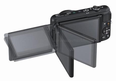 appareil nikon coolpix s6600 avec cran pivotant sur 360. Black Bedroom Furniture Sets. Home Design Ideas