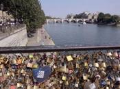 pont arts cadenas d'amour
