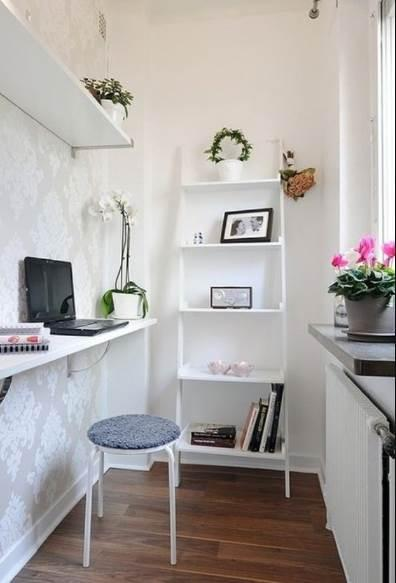 Diy un bureau fait maison paperblog for Bureau a la maison amenagement