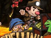 Quick Review: Spelunky