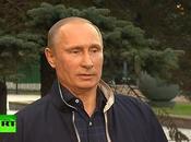 "VIDEO. Syrie: Poutine prix Nobel Obama ""Pensez-vous futures victimes"