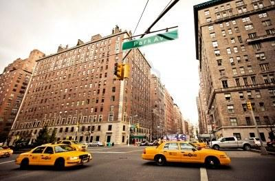 Sex la visite de la ville de New York