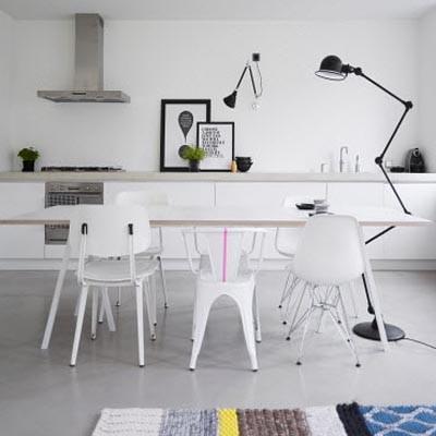 tendance d co le style scandinave paperblog. Black Bedroom Furniture Sets. Home Design Ideas
