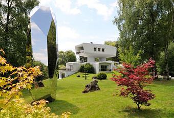 Le jardin de sculptures de nicolas libert et emmanuel for Au jardin d emmanuel