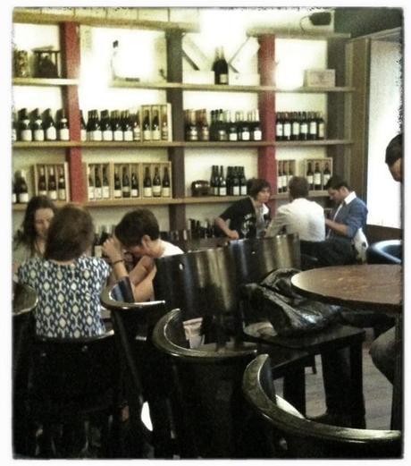 L'Ivress bar à vins Paris - salle - ©pilierdebuffet