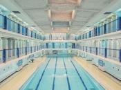 """Swimming Pool"", série Franck Bohbot Photographie"