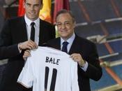 Mercato Gareth Bale Real Madrid, transfert plus cher l'histoire