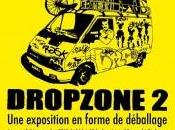 DROP ZONE Collectif Mobylette Place Arnaud Bernard Toulouse