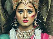 Campagne choc déesses hindoues, femmes battues
