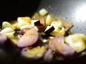 Aubergines, recette