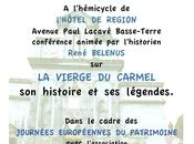 vierge Carmel Conférence Monsieur rené Bélénus 2013