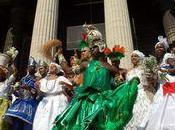 Lavage Madeleine rituel afro-brésilien dans Paris