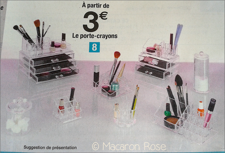 rangements bon plan du jour carrefour paperblog. Black Bedroom Furniture Sets. Home Design Ideas