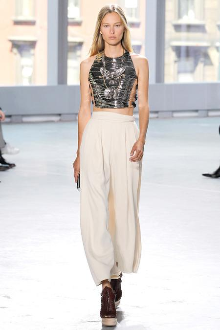 proenza schouler senior thesis collection Shop the latest proenza schouler range  the duo collaborated on their senior thesis, which would eventually become their first collection as proenza schouler.