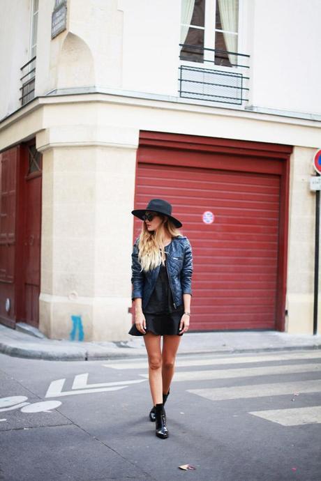 Biker jacket x comptoir des cotonniers lire - Instagram comptoir des cotonniers ...