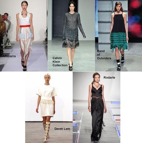 New york fashion week - printemps   été 2014  ab7d5f6ce9e