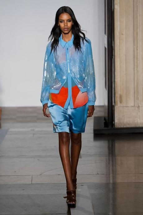 Fashion Week Spring 2014 London