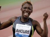 Murielle AHOURE Parcours d'une championne olympique… crois vous?