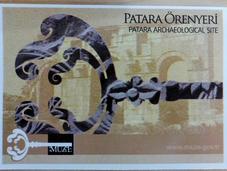 Carnet voyage Turquie Patara Xanthos, grandes cités lyciennes