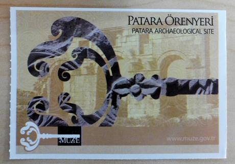 Carnet de voyage en turquie patara et xanthos les for Boutique hotel xanthos patara
