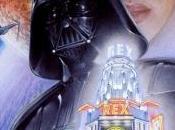 George Lucas avec Livre d'Or Convention Officielle Française Star Wars