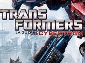Test Vidéo Transformers Guerre Pour Cybertron