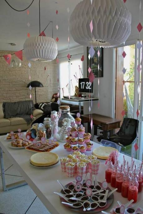 Id es festives la baby shower party pour mon b b - Idee pour baby shower ...