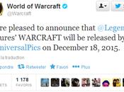 World Warcraft film?