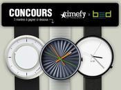 Concours Timefy Blog Esprit Design