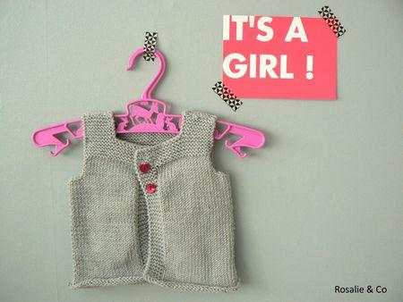Rosalie and co_Gilet tricot bebe_1