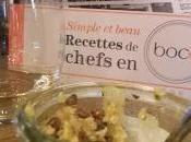 Recettes chefs Boco, consommer place, emporter refaire maison