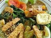 Gado salade balinaise