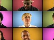 "Miley Cyrus chante Can't Stop"" avec Roots Jimmy Fallon"
