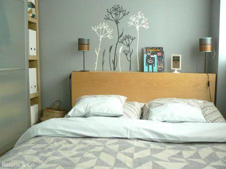 Ma table de chevet tag re paperblog - Etagere dessus de lit ...