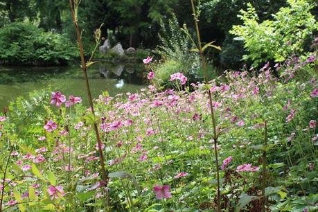 Une journ e nantes le jardin des plantes d couvrir - Claude ponti jardin des plantes ...