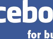Facebook Business Utilisation liens sponsorisés réseau social