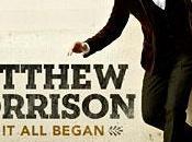 Matthew Morrison (Glee) sort nouvel album rend hommage Broadway.