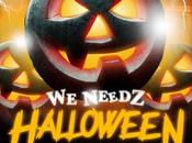 AGENDA needz Halloween, octobre Studio