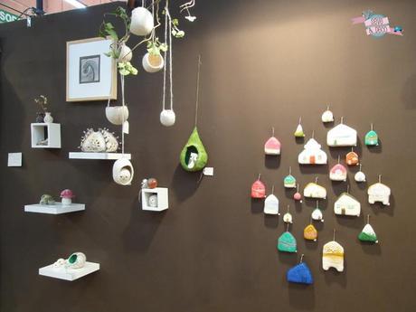 feutre art textile au salon des loisirs cr atifs de toulouse part ii voir. Black Bedroom Furniture Sets. Home Design Ideas