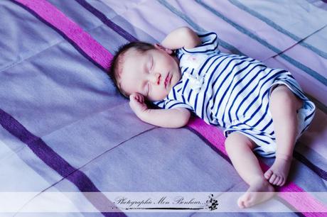 Photographe de maternité et enfant à Arcueill – Manon 11 jours – Séance naissance à domicile