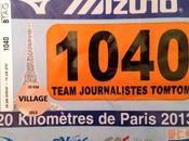 327ème sortie 20km Paris 2013