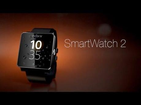 sony smartwatch2 la premi re montre connect e andro d dot e de la technologie nfc voir. Black Bedroom Furniture Sets. Home Design Ideas