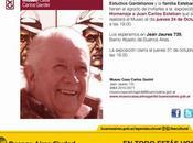 Hommage Juan Carlos Esteban Museo Casa Gardel l'affiche]