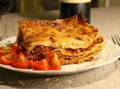 Lasagnes bolognaise (végétariennes!)