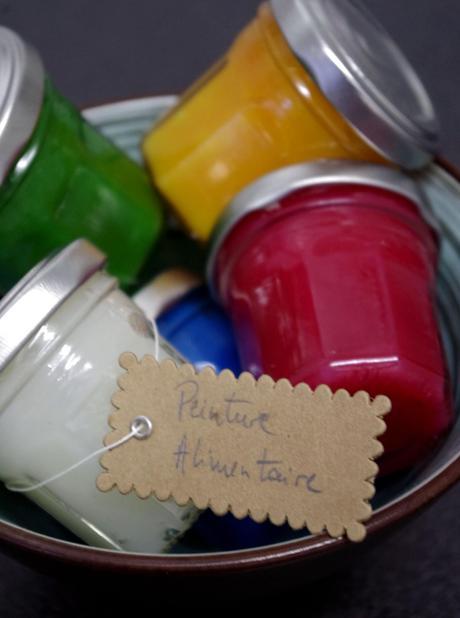 p te modeler naturelle peinture alimentaire colorants naturels paperblog. Black Bedroom Furniture Sets. Home Design Ideas