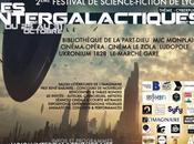 Octobre 2013 Intergalactiques, festival Science-Fiction Lyon