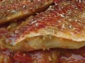 Filets rouget provençale