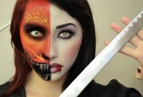 Ma sélection de maquillages pour Halloween