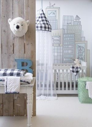 B b gar on id es d co paperblog for Idee deco chambre bebe garcon